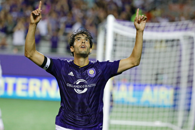 Kaka... (Photo John Raoux, archives AP)
