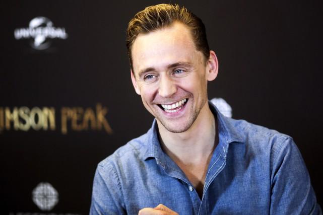 Tom Hiddlestonaurait été vu la semaine dernière avec... (Archives AP, Markus Schreiber)