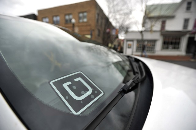 « Toute formule qui permettrait à Uber de fonctionner... (PHOTO ARCHIVES ASSOCIATED PRESS)