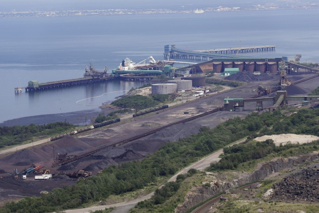 Le Port de Sept-Îles a enregistréune perte de... (Fournie par le Port de Sept-Îles)