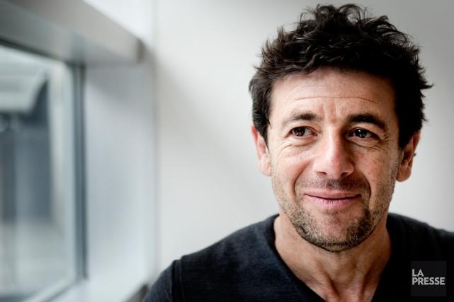 Le chanteur français Patrick Bruel... (Marco Campanozzi, Archives La Presse)