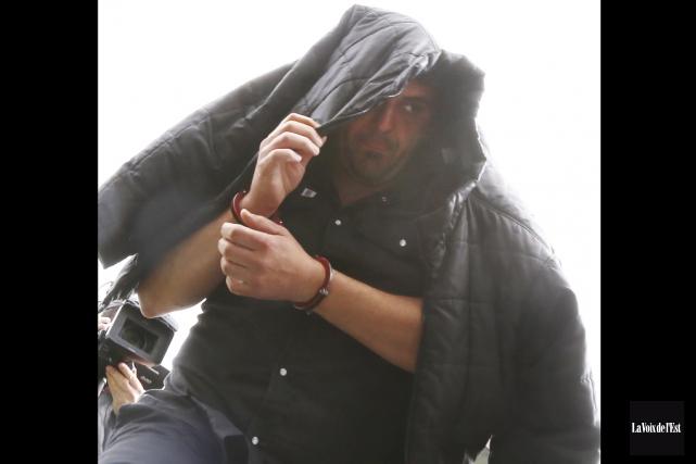 Guiseppe De Leto, 34 ans, a été accusé... (La Voix de l'Est)