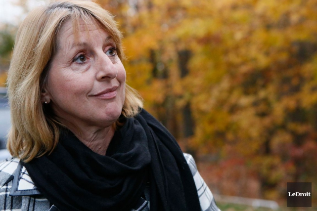 La mairesse de Cantley, Madeleine Brunette, n'a pas... (Simon Séguin-Bertrand, Archives LeDroit)