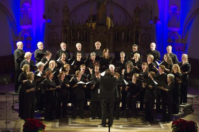 Le choeur Pro-Musica et le Choeur du Roy présenteront un concert conjoint le...