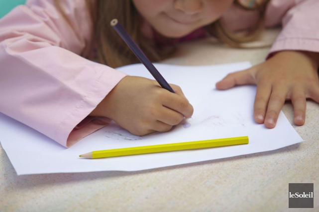 Québec ajoute 30 classes aux 70 maternelles 4... (Photothèque Le Soleil)