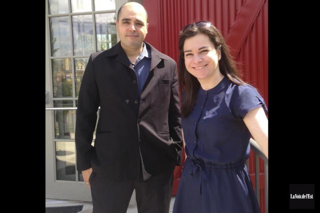 L'anthropologue et chercheur en nutrition publique, Jean-Claude Moubarac,... (Marie-Élise Faucher, La Voix de l'Est)