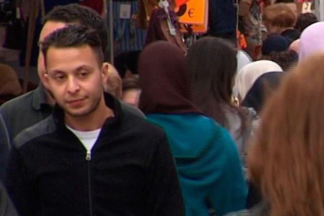 Salah Abdeslam (photographié ici e 2014 en Belgique)a... (Archives AP)