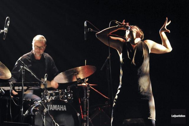 Le Plan Nord du Festival des musiques de... (Photo Le Quotidien, Rocket Lavoie)
