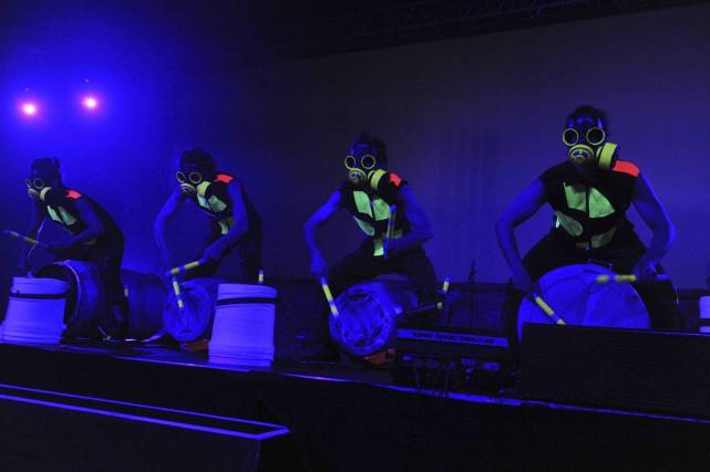 Chaque année, des artistes présentent des performances lors... (Fournie par le Réseau ACTION-TI)