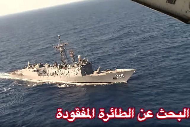 Plus de 36 heures après le drame, «des... (PHOTO FOURNIE PAR LE MINISTÈRE DE LA DÉFENSE ÉGYPTIEN VIA AP)