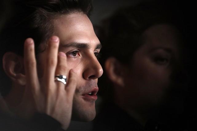 «Disons que le circuit émotif a été vraiment... (Photo Laurent EMMANUEL, AFP)