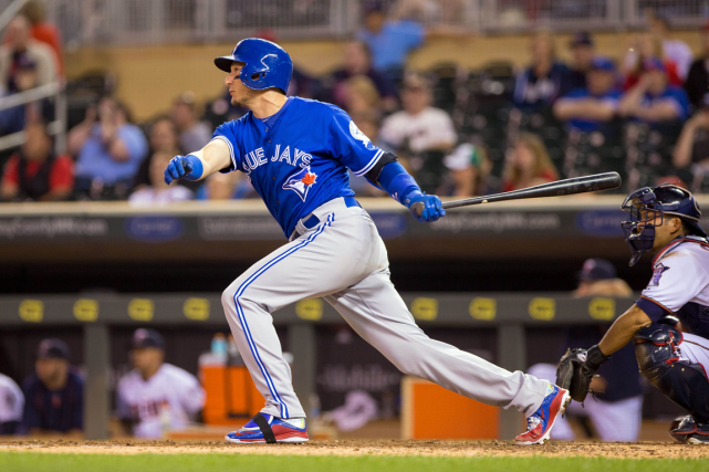 Troy Tulowitzki a produit le point victorieux avec... (Photo Brad Rempel, USA Today)