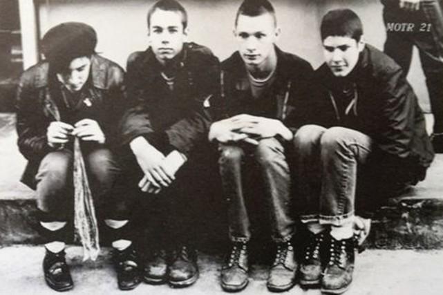 John Berry aparticipé à la fondation des Beastie... (Photo Beastie Boys)
