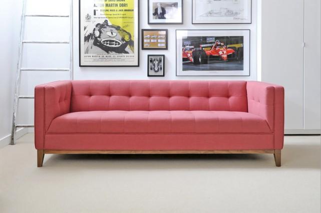 Le canapé Atwood... (Fournie par MA Mobilier Actuel)