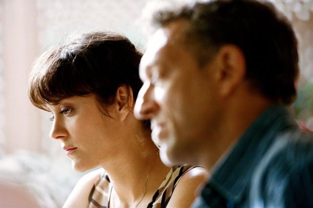 Marion Cotillard et Vincent Cassel dans Juste la... (Photo fournie par Les Films Séville)