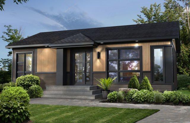 Maisons Confort Design procédera à sa première porte ouverte, le samedi 28 et...