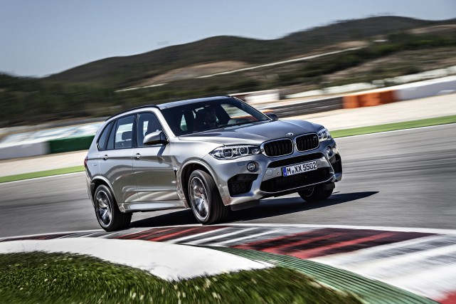 BMW X5 M 2016... (PHOTO FOURNIE PAR BMW)