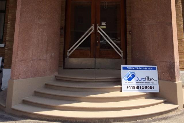 Pour un patio fait sur mesure, durable et de grande qualité, Durafibre, une...