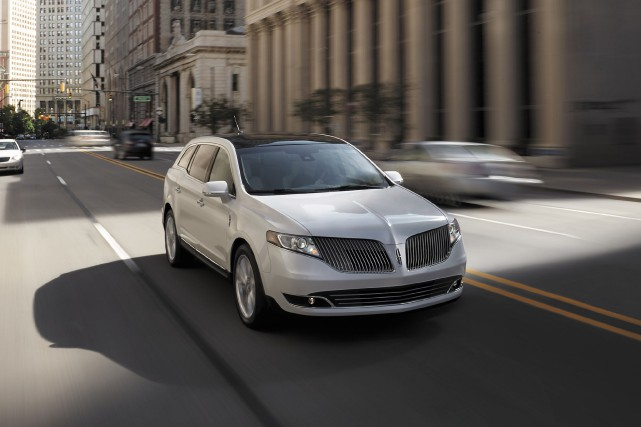 Lincoln MKT 2016... (PHOTO FOURNIE PAR LINCOLN)