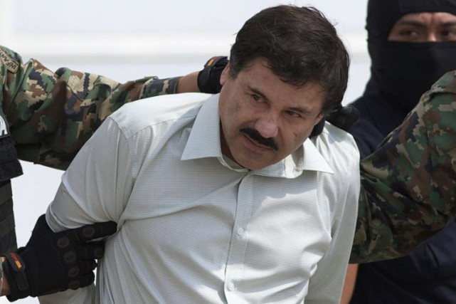 Joaquin «El Chapo» Guzman... (PHOTO archives AP)