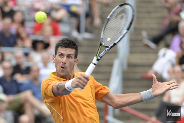 Novak Djokovic (photo) pourrait avoir à vaincre Rafael... (Bernard Brault, archives La Presse)
