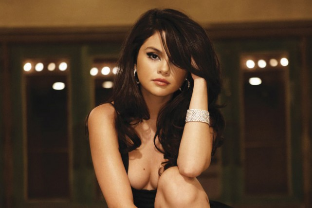 Selena Gomez... (Courtoisie)