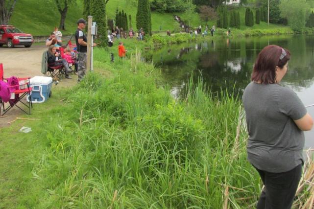 L'activité Pêche en herbe est de retour à La Tuque encore cette année. Le 4... (Courtoisie)