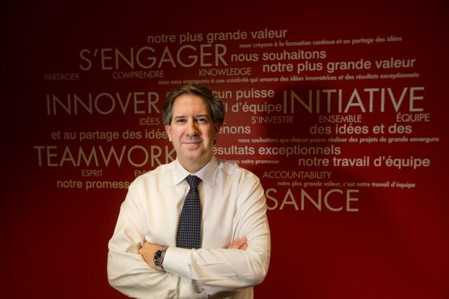 Mario Cecchini est le nouveau PDG de RNC... (Photo Ivanoh Demers, Archives La Presse)