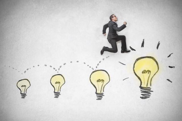 Et si les Québécois avaient finalement attrapé la piqûre de l'entrepreneuriat? (123RF, bowie15)