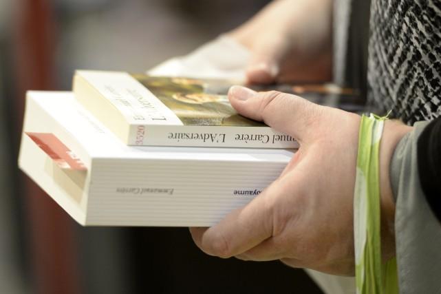 Pour une deuxième année consécutive, le Croque-livres nicolétain appelé...