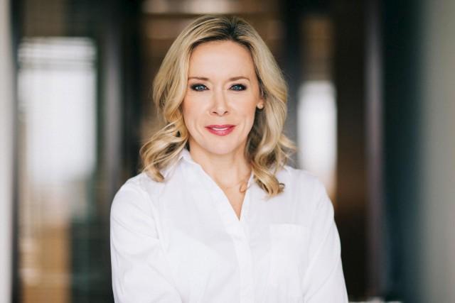 Esther Bégin anime Fièvre politique à Télé-Québec.... (Frédéric Tougas)