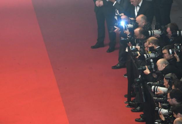 La Queer Palm 2016 qui récompense chaque année le film du Festival de Cannes... (Photo AFP)