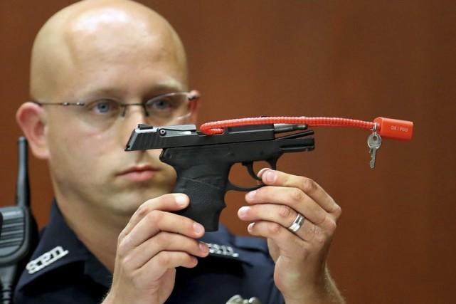 Trayvon Martin, un adolescent de 17 ans, a... (AP, Joe Burbank)