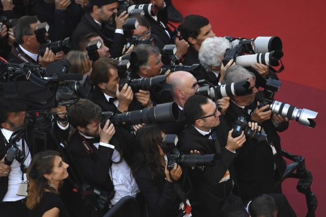 Contrairement aux Oscars, il est très difficile de... (AFP, Anne-Christine Poujoulat)