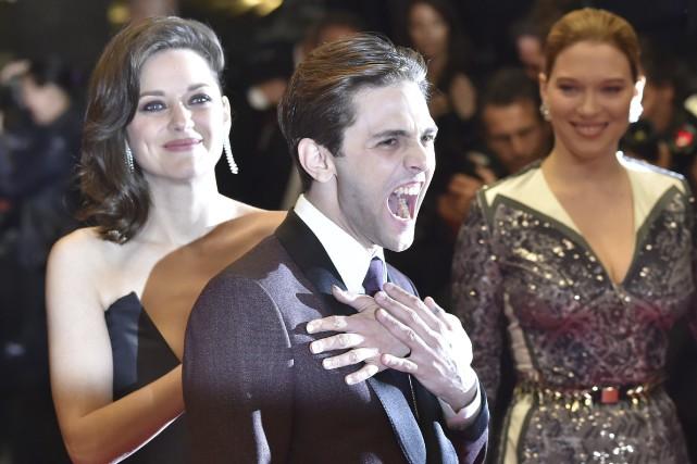 Malgré les critiques mitigées de son nouveau film,... (AFP)