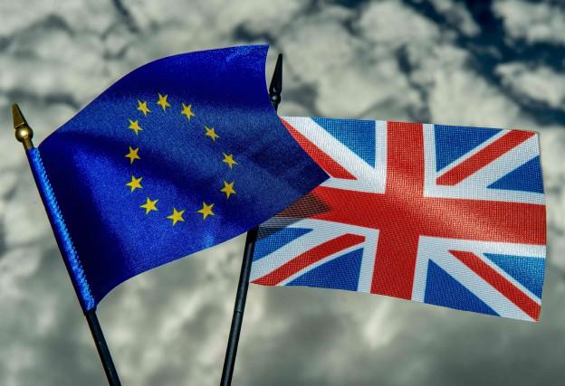 Rester dans l'Union européenne ou la quitter ?... (PhotoPHILIPPE HUGUEN, agence France-Presse)