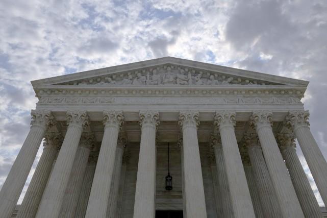 La Cour suprême des États-Unis... (Agence France-Presse)