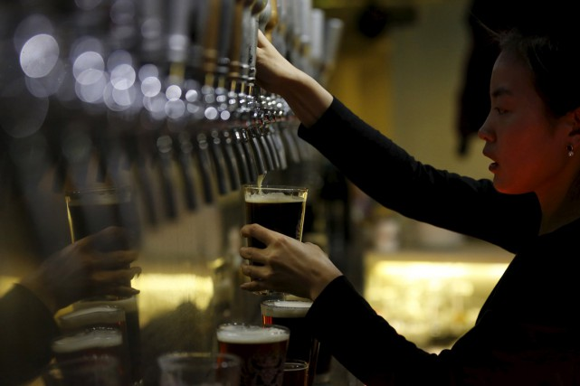 Des vestiges archéologiques en Chine ont révélé les traces d'une bière... (Photo Reuters)