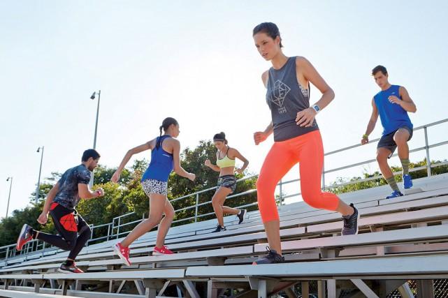 L'été, c'est l'occasion idéale de sortir de la salle de gym et de faire du... (Photo fournie par Sportium)