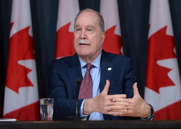 Commissaire aux langues officielles depuis dix ans, Graham... (La Presse Canadienne)