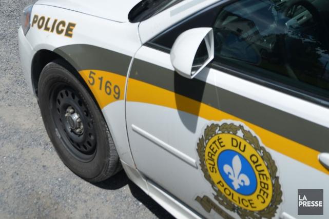 La Sûreté du Québec (SQ) a été appelée... (Archives La Presse)
