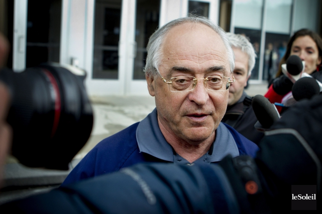 Richard Marcotte était accusé de fraude et de... (Photothèque Le Soleil)