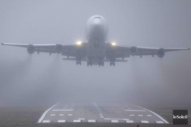 Le nombre d'incidents rapportés à Transports Canada et... (Photothèque Le Soleil)