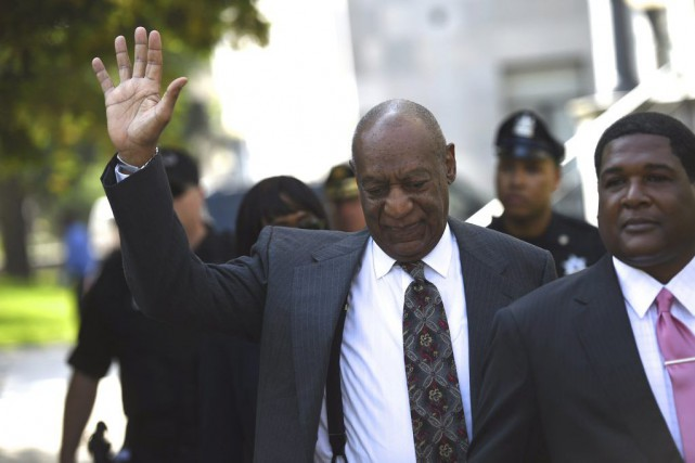 Bill Cosby... (PHOTO MARK MAKELA, REUTERS)