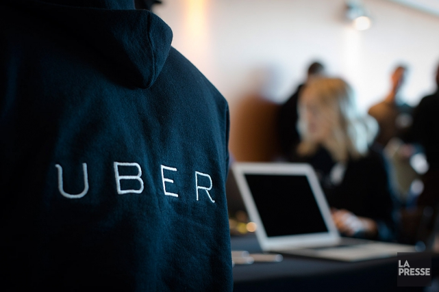 « Uber a un comportement de criminel endurci. Il... (Photo Olivier Pontbriand, archives La Presse)