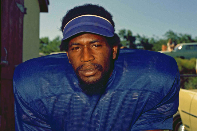 Bubba Smith... (Photo archives AP)