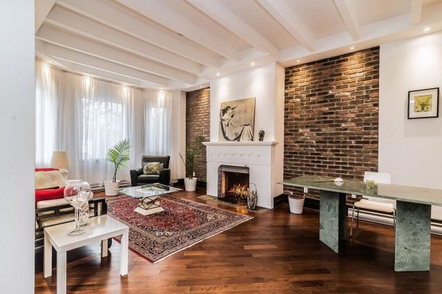 2225, avenue Harvard. Appartement (à l'étage) avec terrasse... (PHOTO FOURNIE PAR LE COURTIER)