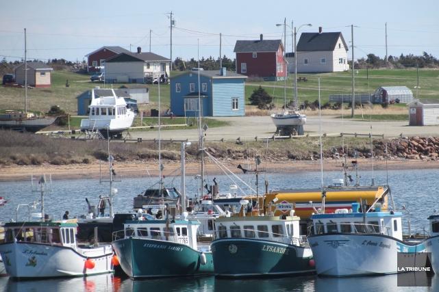 L'image qu'évoquent les îles de la Madeleine est souvent celle des petites... (La Tribune, Jonathan Custeau)