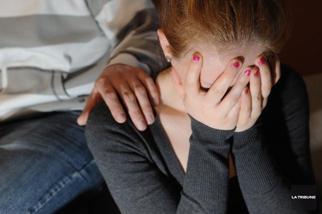 Les jeunes hospitalisés à l'unité pour adolescents souffrent... (Archives, La Tribune)