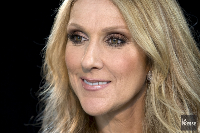 Céline Dion a lancé, mardi, la pièce «Encore... (Photothèque Le Soleil, Robert Skinner, La Presse)